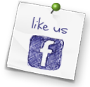 Like Pushpin Creative on Facebook